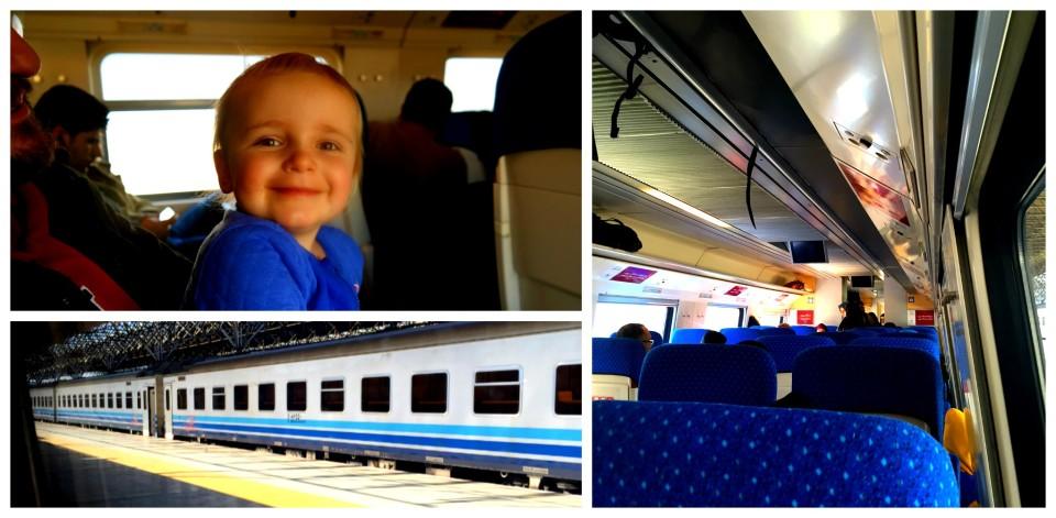 Pociąg do Kom