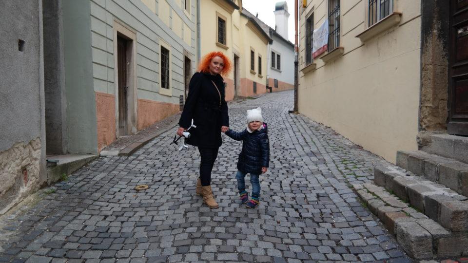 Droga na Zamek w Bratysławie