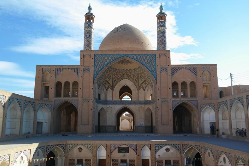 Meczet w Kaszanie